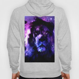 Lion leo purple Hoody