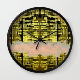 Renascence Wall Clock