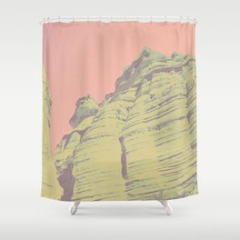 desert trippin Shower Curtain