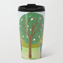 Medical Tree Travel Mug