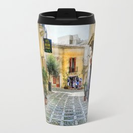 Erice art 3 Travel Mug