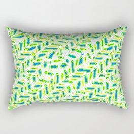 Rhythmic Cloud 3 Rectangular Pillow