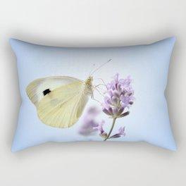 Butterfly 77 Rectangular Pillow
