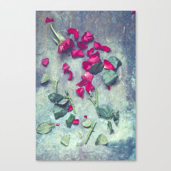 Broken Dreams II Canvas Print