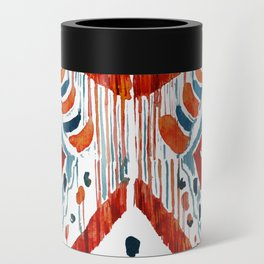 Balinese Pattern 01 Can Cooler