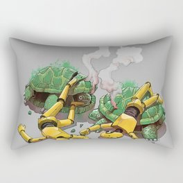 Crash test Rectangular Pillow