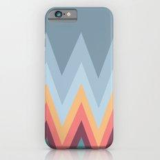 Retro Mountains iPhone 6s Slim Case