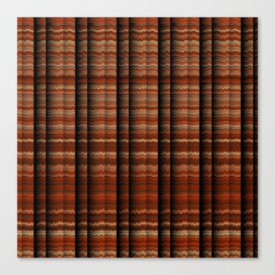 Pillars of Time Canvas Print