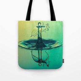 Water Wizard Tote Bag