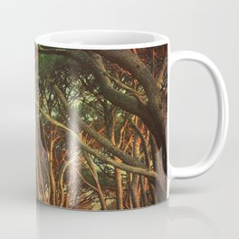 Through Tangled Woods Coffee Mug