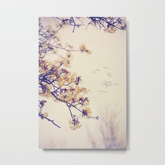 Spring Serenade Metal Print