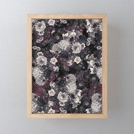 Night Garden XXXIV Framed Mini Art Print