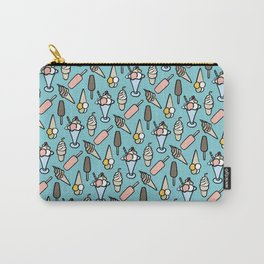 My Ice Cream Diet Carry-All Pouch