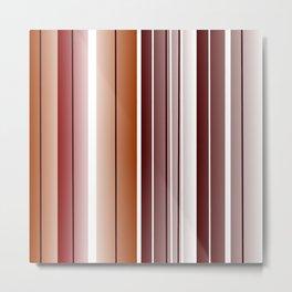 Coffee Color Metal Print