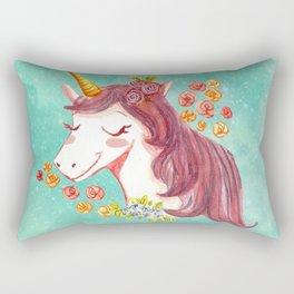 I Believe in YOUnicorns Rectangular Pillow