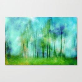 Sense of Summer Canvas Print