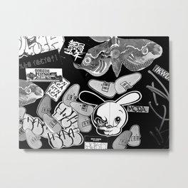 Toolbox Metal Print