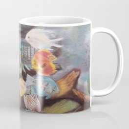 A fishes World Coffee Mug