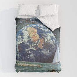 Earthly Currents Comforters