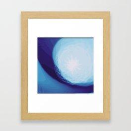 Psychedelica Chroma XVI Framed Art Print