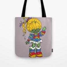 Zombie Brite Tote Bag