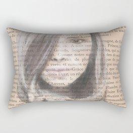 L'historie Rectangular Pillow