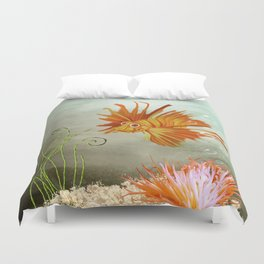 Ocean Deep Duvet Cover