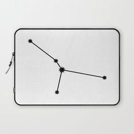 Cancer Astrology Star Sign Minimal Laptop Sleeve