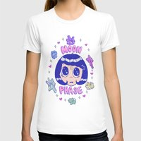 magical girl T-shirts featuring magical girl by Caitlin Roberts