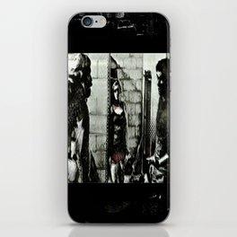 Neck iPhone Skin