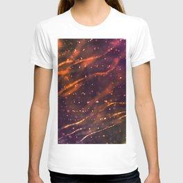 Holiday abstract T-shirt