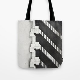Projected Shadows Tote Bag