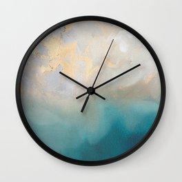 Oceania by Tori Wall Clock