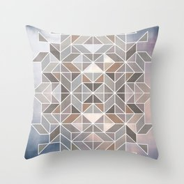 Colorful sky1 Throw Pillow