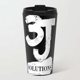 3J Solutions llc Travel Mug