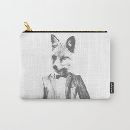 Fox in Business Sox Carry-All Pouch