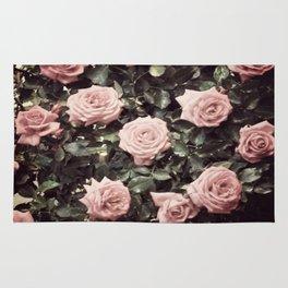Sweet tea rose Rug