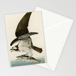 Osprey - John James Audubon's Birds of America Print Stationery Cards