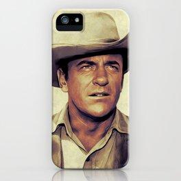 James Arness, Hollywood Legend iPhone Case