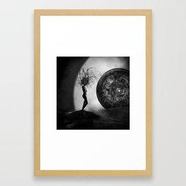 NoBody : Compatible Reformation Framed Art Print