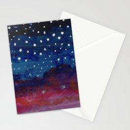 Starlight Fade III Stationery Cards