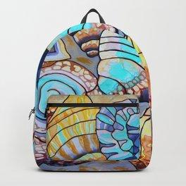 Belizean Shells Backpack