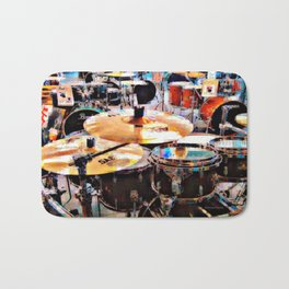 Music Sale Bath Mat