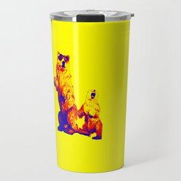 Ours Republique yellow Travel Mug