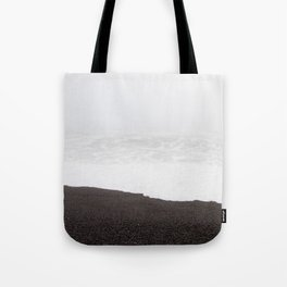 Lingering at the Lost Coast Tote Bag