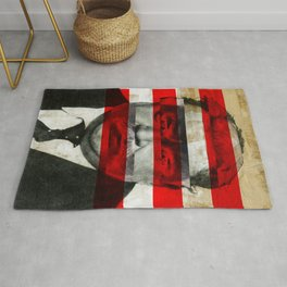the truth is dead · don´t be evil Rug