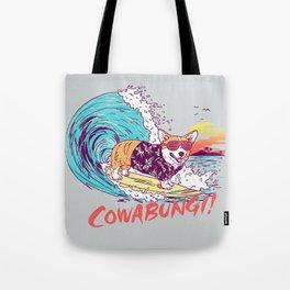 Cowabungi! Tote Bag
