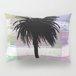Palm and colors Pillow Sham