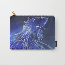Betta Splendens Carry-All Pouch