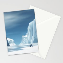 Glaciar Stationery Cards